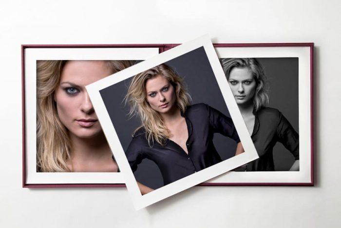 Fotografie e ritratti artistici con stampa