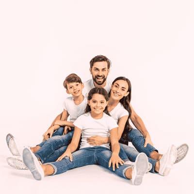 Servizi Fotografici per Famiglia