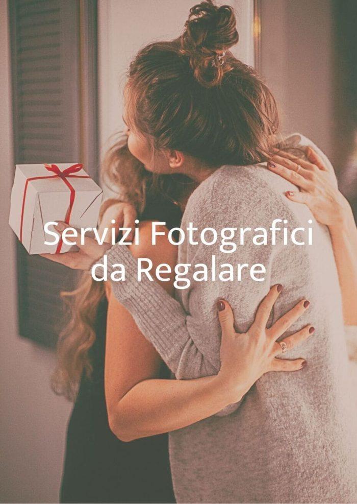 Servizi Fotografici da Regalare